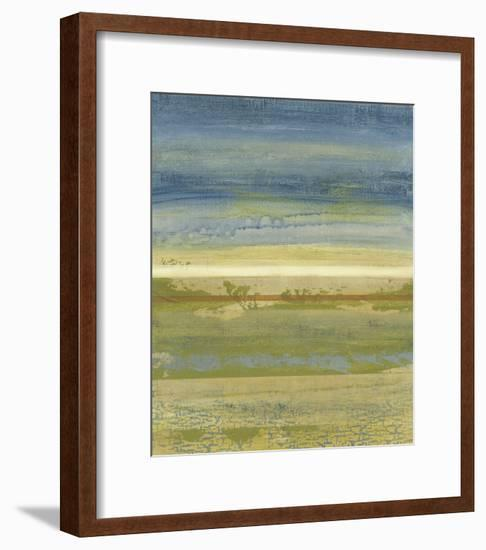 Sky and Earth II-Megan Meagher-Framed Premium Giclee Print