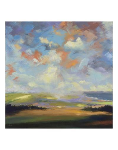 Sky and Land VI-Robert Seguin-Art Print