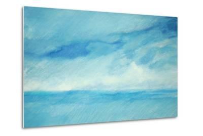 Sky and Sea 3-Skadi Engeln-Metal Print
