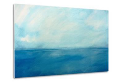 Sky and Sea 6-Skadi Engeln-Metal Print