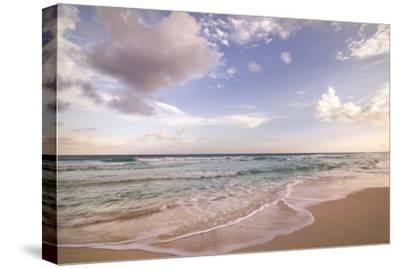 Sky and Sea-Aaron Matheson-Stretched Canvas Print