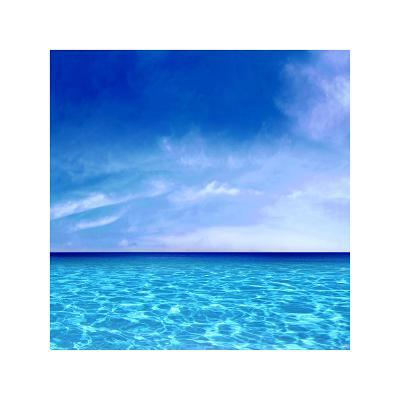 Sky and Water-Charlie Carter-Giclee Print
