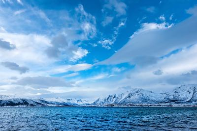 Sky Blue Interlude-Philippe Sainte-Laudy-Photographic Print