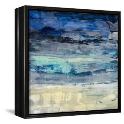 Sky Dream 1-Maeve Harris-Framed Canvas Print