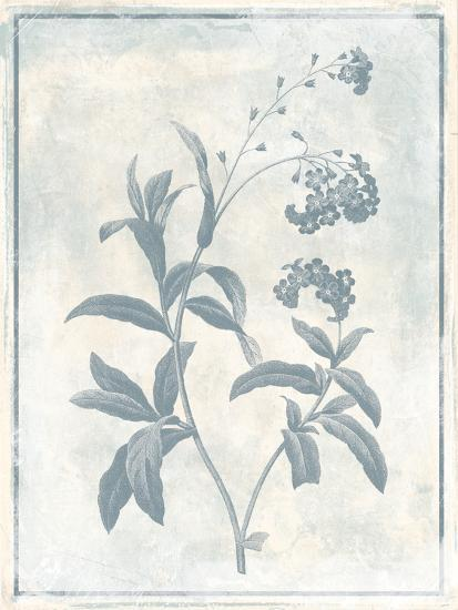 Sky Floral Two Cleaner-Jace Grey-Art Print