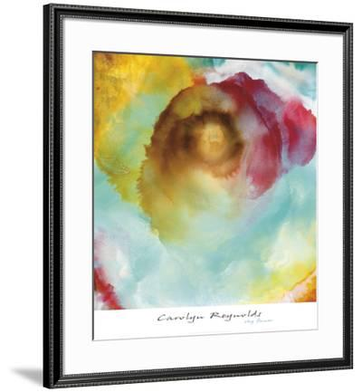 Sky Flower-Carolyn Reynolds-Framed Art Print