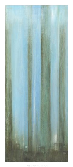 Sky Lights I-Jennifer Goldberger-Premium Giclee Print
