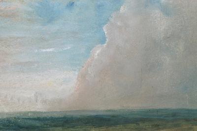 Sky Study-John Constable-Giclee Print