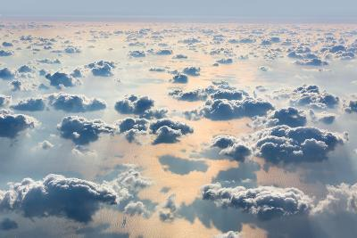 Sky with Clouds- misu-Photographic Print