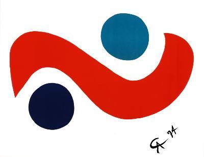 Skybird-Alexander Calder-Art Print
