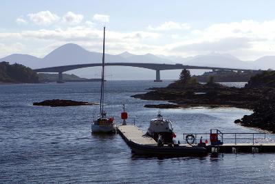Skye Bridge, Highland, Scotland-Peter Thompson-Photographic Print