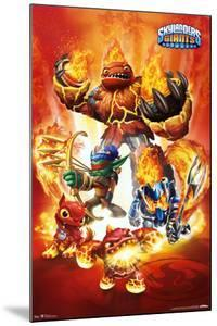 Skylanders Giants - Fire