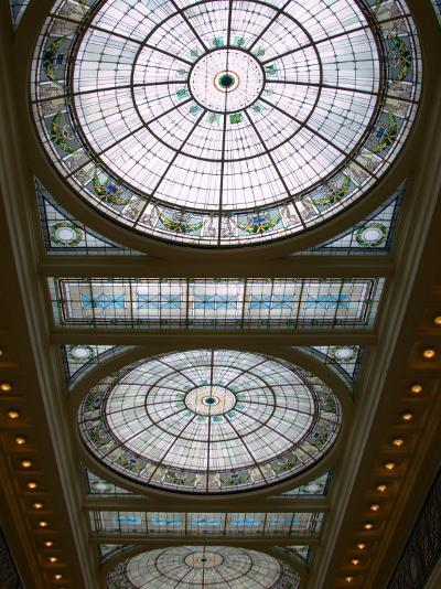 Skylights in Penn Station, Baltimore, Maryland, USA-Scott T^ Smith-Photographic Print
