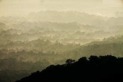 Skyline Drive, Shenandoah National Park, Virginia--Photographic Print