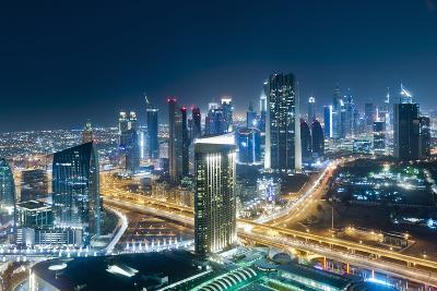 Skyline, Dubai-John Harper-Photographic Print
