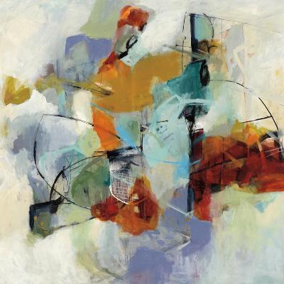 Skyline I-CJ Anderson-Art Print