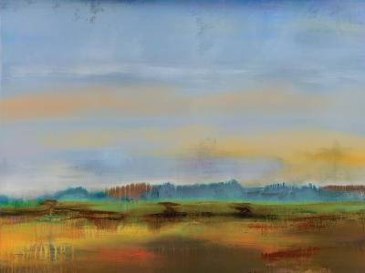 Skyline II-Sokol Hohne-Art Print