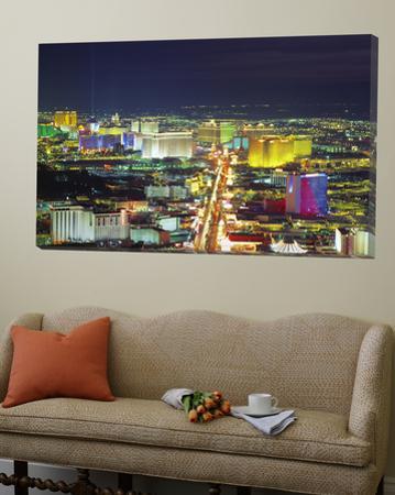 Skyline, Las Vegas, Nevada, USA