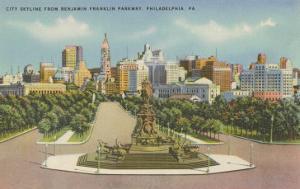 Skyline, Philadelphia, Pennsylvania