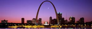 Skyline, St. Louis, MO, USA