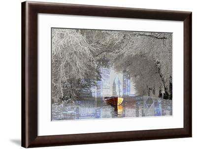 Skyline-Kathryn N/A-Framed Art Print