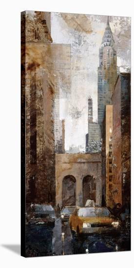 Skyscaper II - Chrysler Building-Marti Bofarull-Stretched Canvas Print