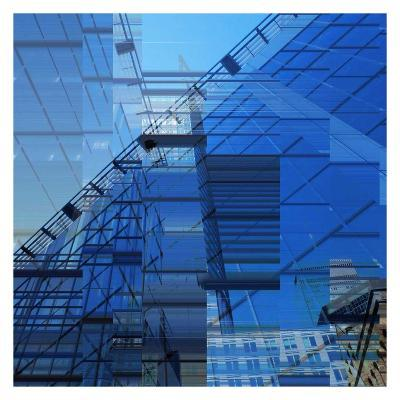 Skyscrapers 3-Jean-Fran?ois Dupuis-Art Print