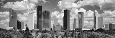 Skyscrapers in a city, Houston, Texas, USA