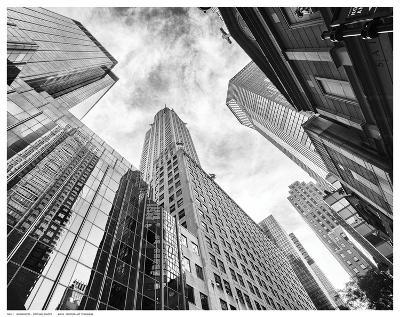 Skyscrapers-Stéphane Graciet-Art Print