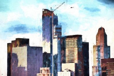 Skyscrapers-Philippe Hugonnard-Giclee Print