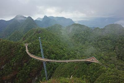 Skywalk, Gunung Machincang, Pulau Langkawi (Langkawi Island), Malaysia, Southeast Asia, Asia-Jochen Schlenker-Photographic Print