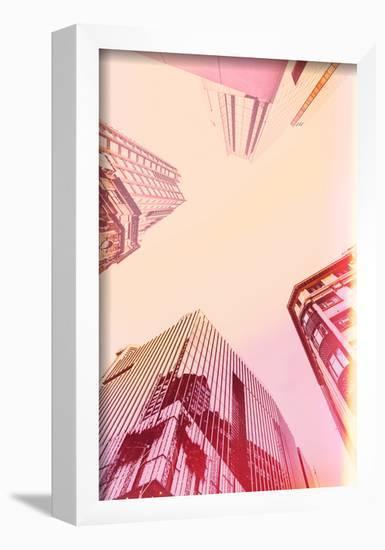 Skyward III-Port 106 Project-Framed Art Print