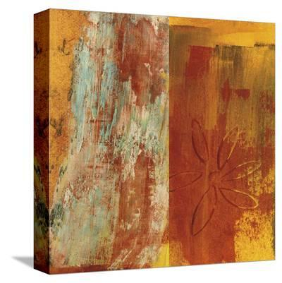 Slanted Panel II-J^ McKenzie-Stretched Canvas Print