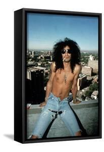 Slash, Guitarist Member of Group Guns N'Roses in 1992