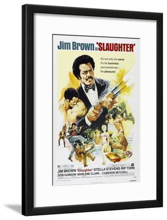 Slaughter, Jim Brown, 1972
