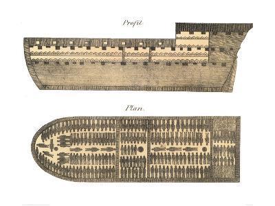 Slave Ship--Giclee Print