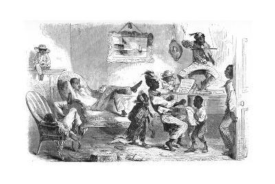 Slaves Celebrating Liberation, C1860S--Giclee Print