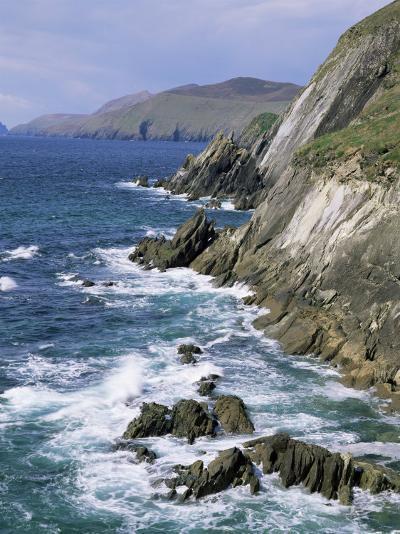 Slea Head, Dingle Peninsula, County Kerry, Munster, Eire (Republic of Ireland)-Roy Rainford-Photographic Print