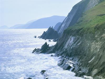 Slea Head, Dingle Peninsula, County Kerry, Munster, Republic of Ireland (Eire)-Roy Rainford-Photographic Print