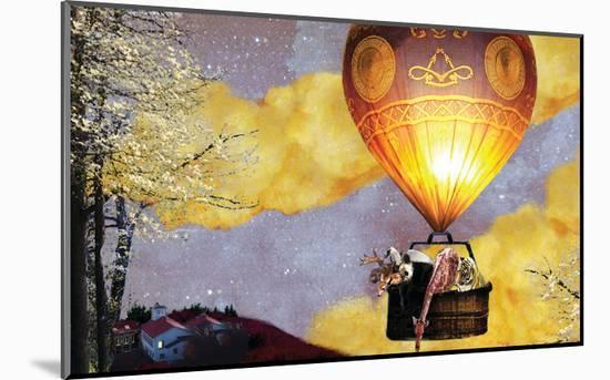 Sleep Balloon-Nancy Tillman-Mounted Art Print