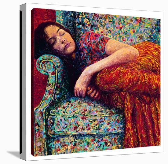 Sleep Lee-Iris Scott-Gallery Wrapped Canvas
