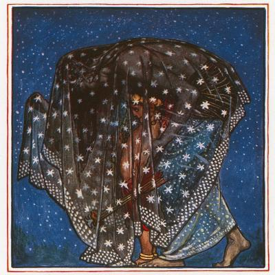 Sleep-John Byam Liston Shaw-Giclee Print