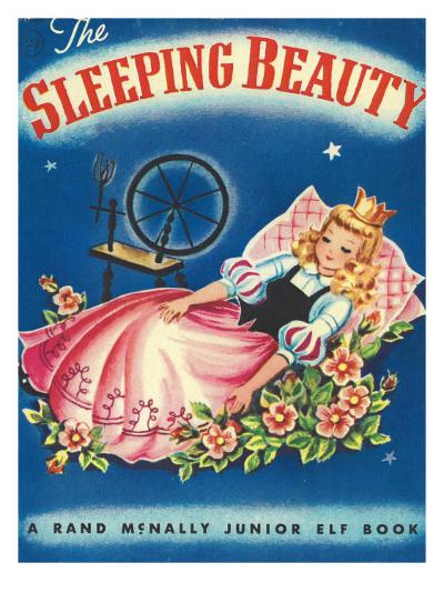 Sleeping Beauty--Art Print