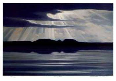 Sleeping Giant-Norman R. Brown-Limited Edition