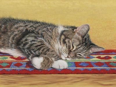 Sleepy Sam-Janet Pidoux-Giclee Print