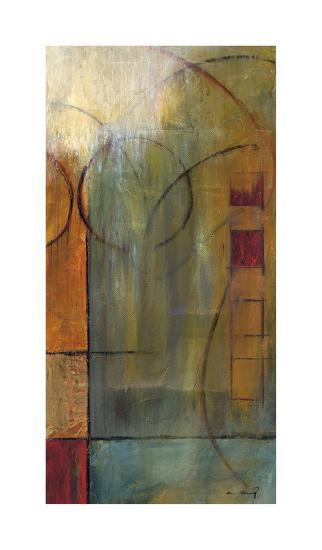 Slender Friends I-Mike Klung-Giclee Print
