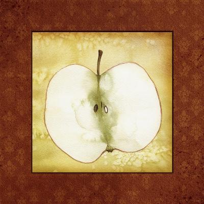 Slice Apple-Kory Fluckiger-Giclee Print