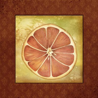 Slice Orange-Kory Fluckiger-Giclee Print