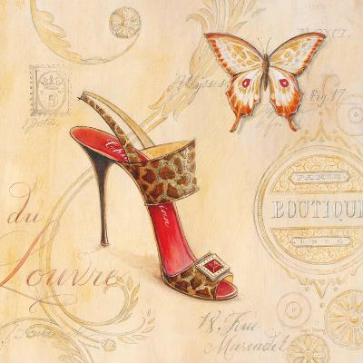 Sling Back Stiletto-Angela Staehling-Art Print