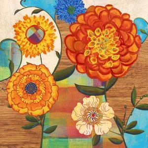 Funky Flowers by Sloane Addison ?